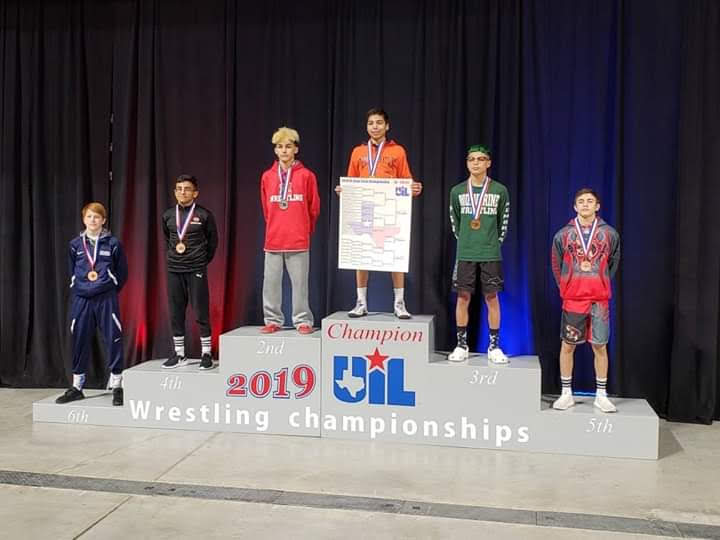 Axel the State Champion