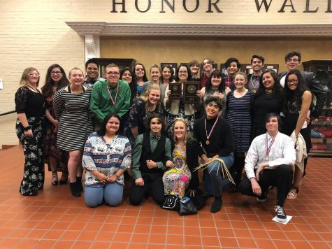 CONGRATULATIONS to The One Act Play