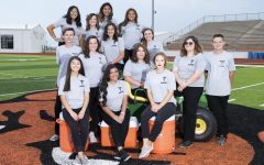DHS Athletic trainers 2019-20
