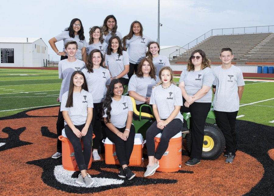 Athletic trainers: The team behind the team